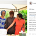 Photo of Vice President, Yemi Osinbajo and wife, Dolapo as they celebrate their 27th wedding anniversary