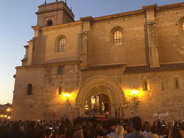 Esto es Albacete catedral Semana Santa