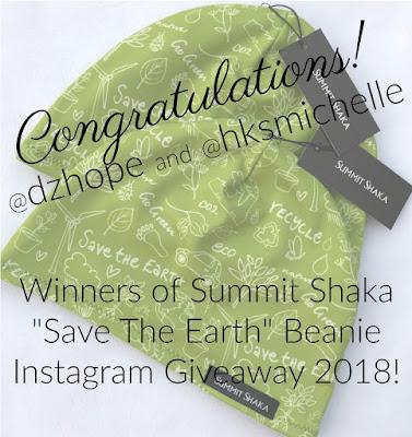 summit shaka, beanie, handmade, instagram, giveaway, win, free
