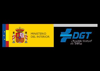 DIRECCION GENERAL DE TRAFICO Logo Vector