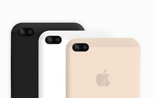 iPhone 8 With 24 MP Camera || 4X Performance || Concept