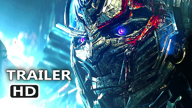 Transformers : The Last Knight Trailer