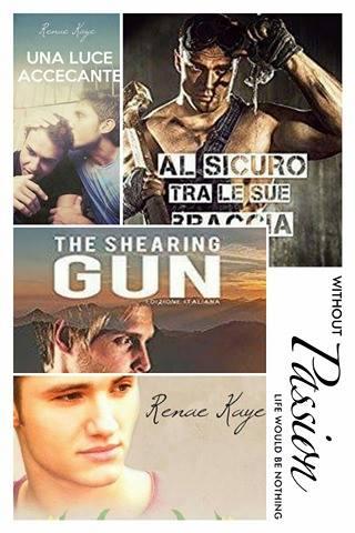 Intervista a Renae Kaye, autrice di Innamorato di Jay, The Shearing Gun e delle serie The Tav e Safe