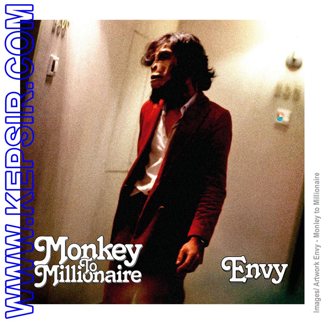 KEPSIR Artwork Envy Monley to Millionaire