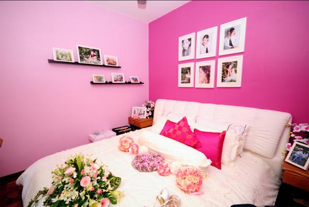 Warna Cat Untuk Ruang Bilik Tidur