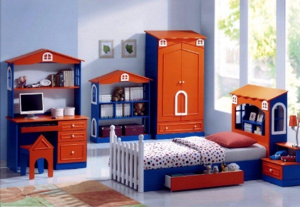 40 Dekorasi Kamar Tidur Anak yang Unik dan Lucu - Rumahku Unik