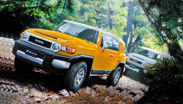 2019 Toyota FJ Cruiser Philippines Release Date