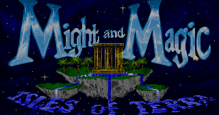 Game 259: Might and Magic III: Isles of Terra (1991)