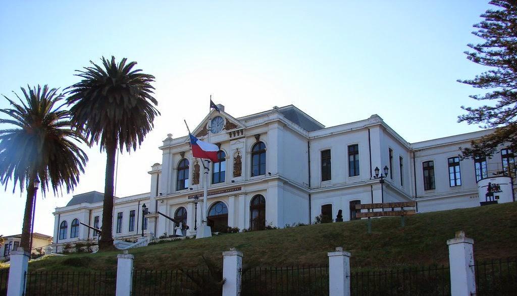 Resultado de imagen de museo naval valparaiso
