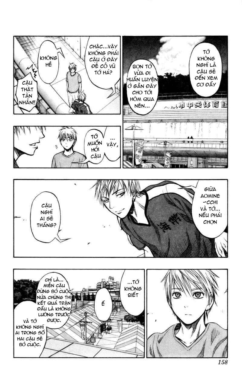 Kuroko No Basket chap 068 trang 12