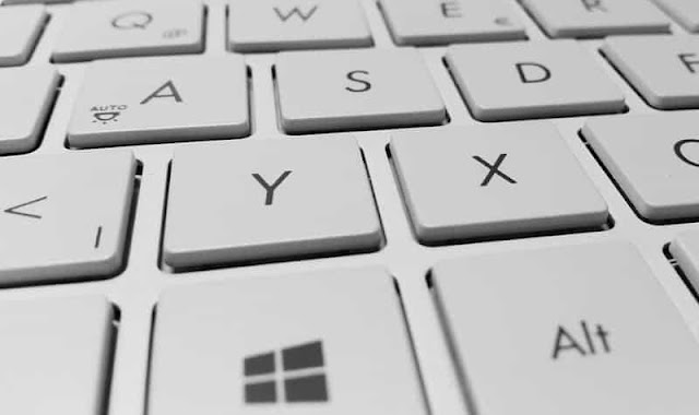 Restart Graphics Card dengan Keyboard
