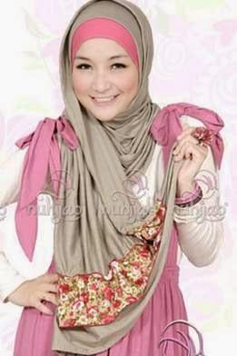 Desain hijab trendy untuk remaja