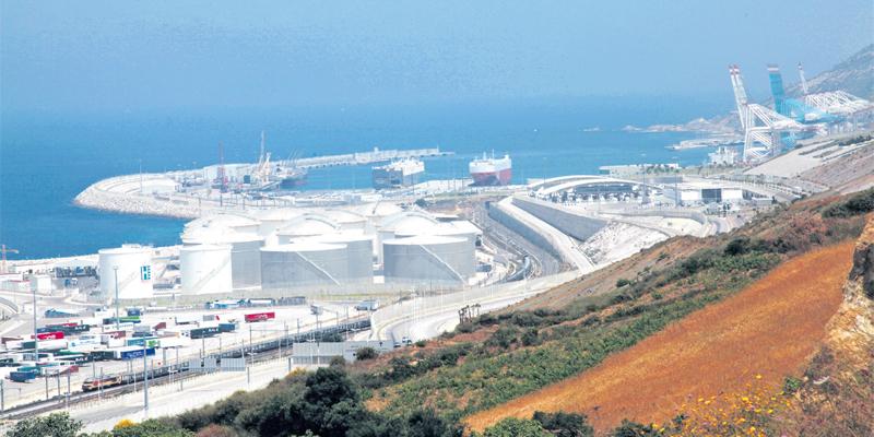 Le port de Tanger inaugure une plateforme logistique à température contrôlée.