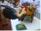 Exportación genética avícola