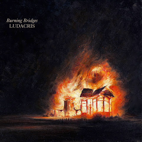 Ludacris - Burning Bridges - EP Cover