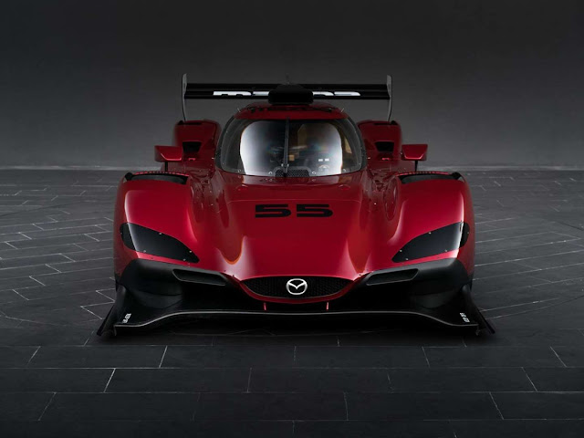 Mazda planea su regreso para competir en las 24 horas de Le Mans