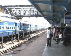 Indian Railway Rule : Foreigners