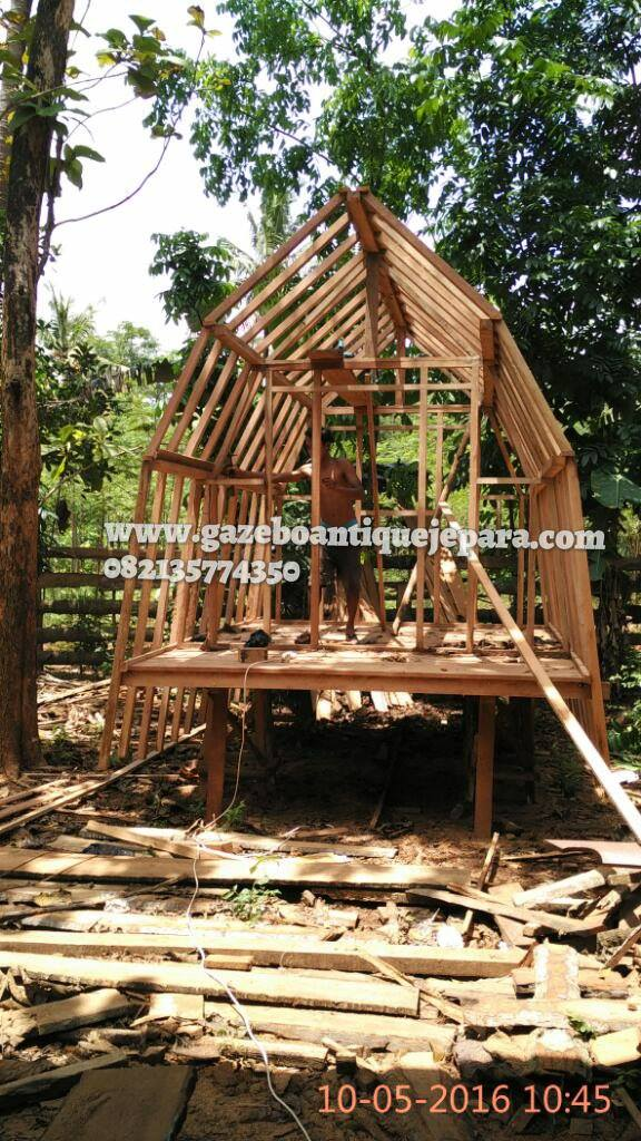 Gazebo Jineng Bali Mutiara Arstex