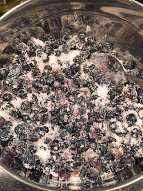 Sew Many Ways Easy Blueberry Cobbler Recipe