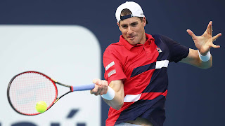 Isner advanced at Miami Open