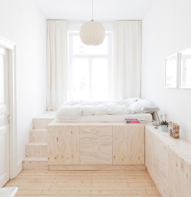 Dal massello ai pannelli, il legno grezzo è tra i top trend 2017 mobili in compensato