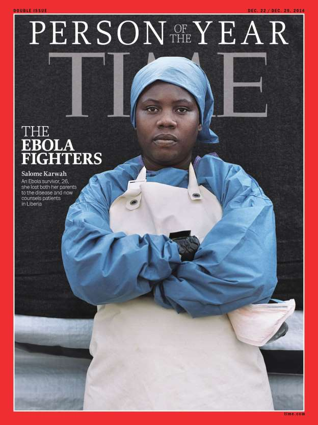 Liberian Ebola Fighter, a TIME Person of the Year, Dies in Childbirth