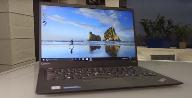 Lenovo ThinkPad X1 Carbon Laptop with increased battery life