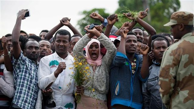 Ethiopian authorities  has arrested over 11,000 protesters since October: Official