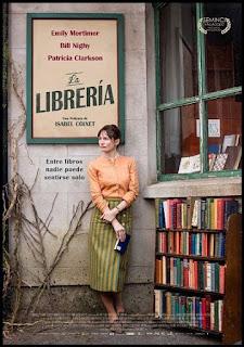 Cartel de La librería (The Bookshop, 2017)