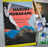 Haruki Murakami, Japan - Killing Commendatore