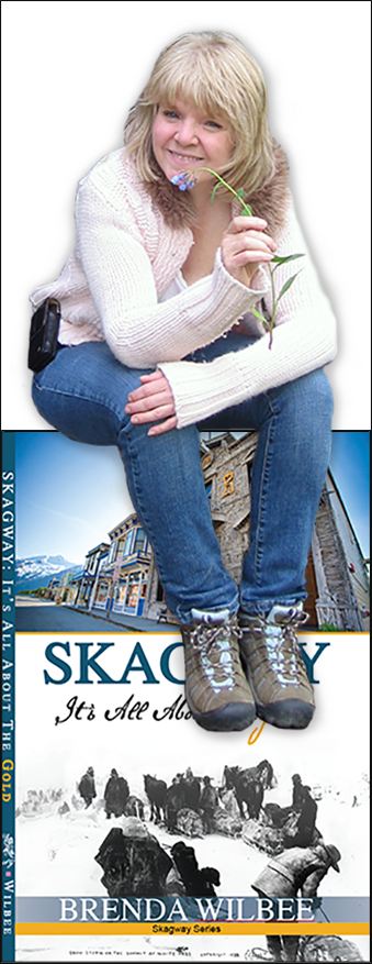 INTRODUCING YOUR GO-TO BOOK for all things Skagway