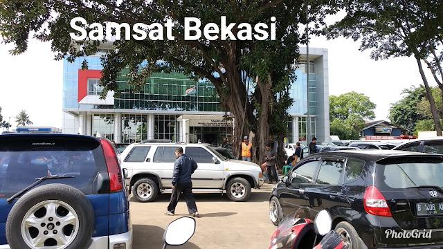 Cara bayar pajak motor di Samsat