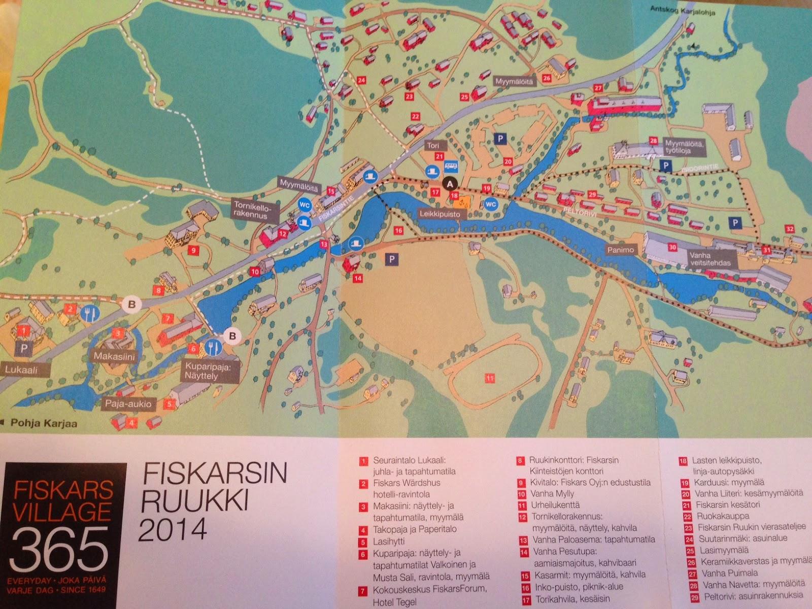 My Life As A Bum Fiskars Village Summer 2014 Exhibition Blurred Lines