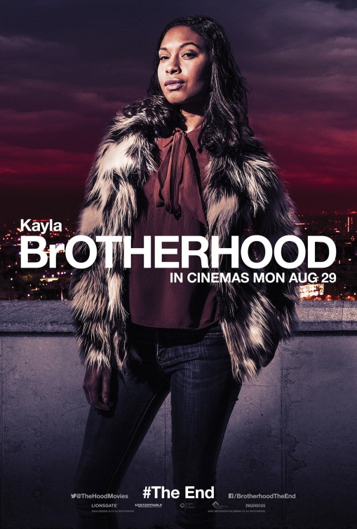 brotherhood 2016 movie Poster