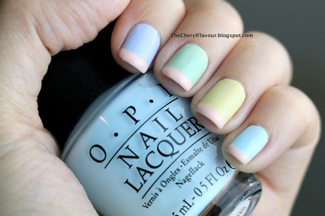 OPI Soft Shades 2016 French Tips