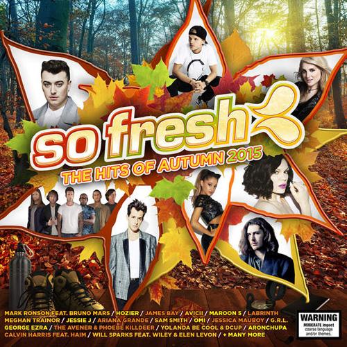So Fresh The Hits Of Autumn 2015
