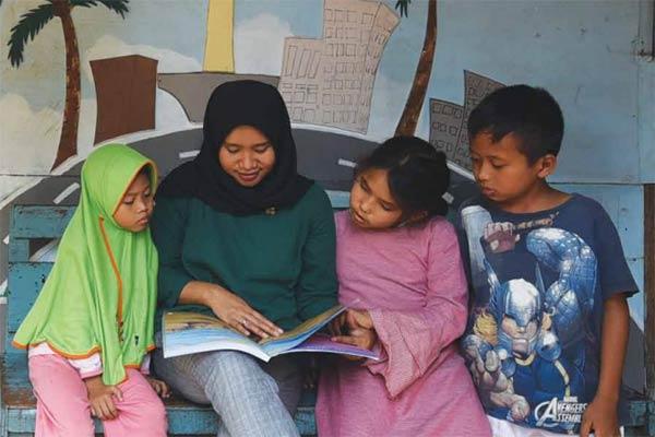 Komunitas jendela membaca