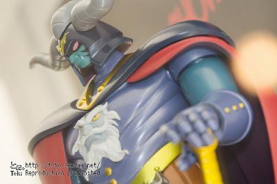 """Figuarts Zero Ankoku Daishogun D.C. de """"Shin Mazinger ZERO vs Ankoku Daishogun"""" - Tamashii Nations"""
