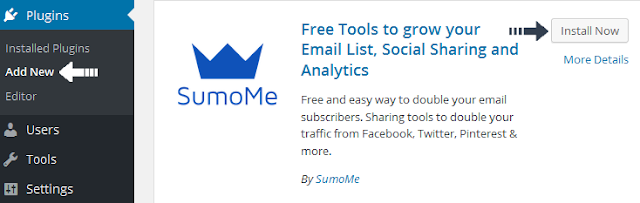 sumome for wordpress