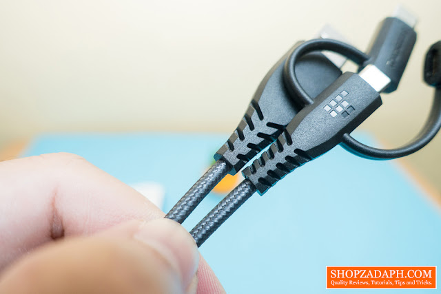 tronsmart 3 in 1 charging cable review