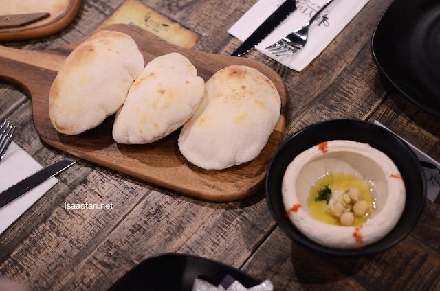 Hummus (RM 13)