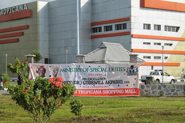 Ibom Tropicana Shopping mall