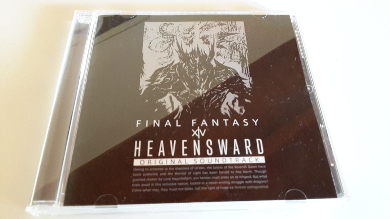 Heavensward: FINAL FANTASY® XIV Original Soundtrack [Blu–Ray