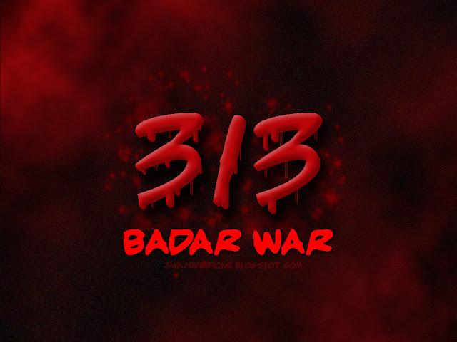 Inilah 313 Nama Sahabat Yang Ikut Perang Badar