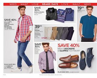 Sears Flyer September 14 – October 1, 2017