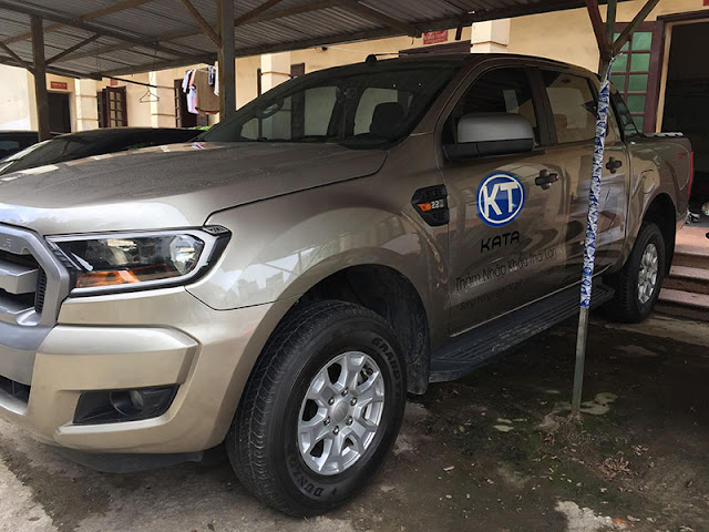 Cảm biến áp suất lốp xe Ford Ranger | Công ty TNHH Thương Mại KATA Việt Nam | 0946578248