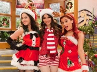 Nickelodeon Christmas Specials.Nickalive 2012