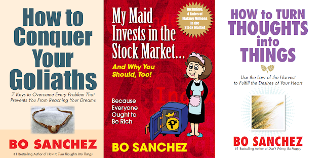 Get Bro Bo Sanchez's ebooks for FREE by joining the Truly Rich Club