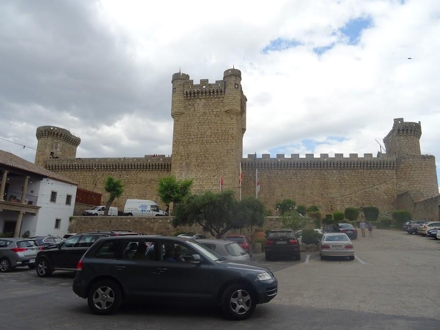 Castillo de Oropesa, Toledo