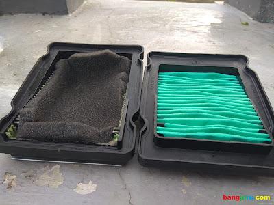 filter udara honda grand